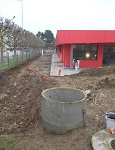 Etude de faisabilité géothermie 44 Nantes Berlandier Philippe - EMPB SARL