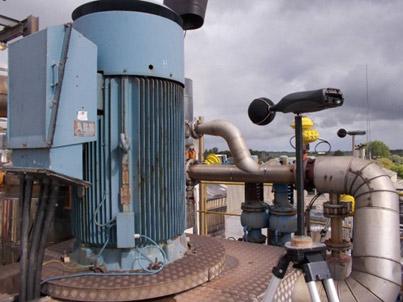 Mesure du bruit dans l'industrie 44 nantaise par EMPB SARL : Philippe Berlandier ingénieur