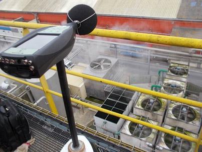 Mesure du bruit des machines industrielles dans le 44 près de Nantes par EMPB SARL : Philippe Berlandier Etudes et Mesures