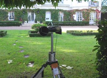 EMPB mesure le bruit en extérieur à Nantes et alentours 44 - Philippe Berlandier