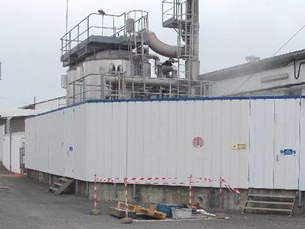 Protection des ateliers 44 et des installations industrielles - Berlandier Philippe Etudes et Mesures Philippe Berlandier